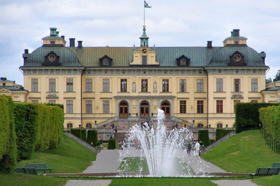 Klärobskyr på Drottningholm