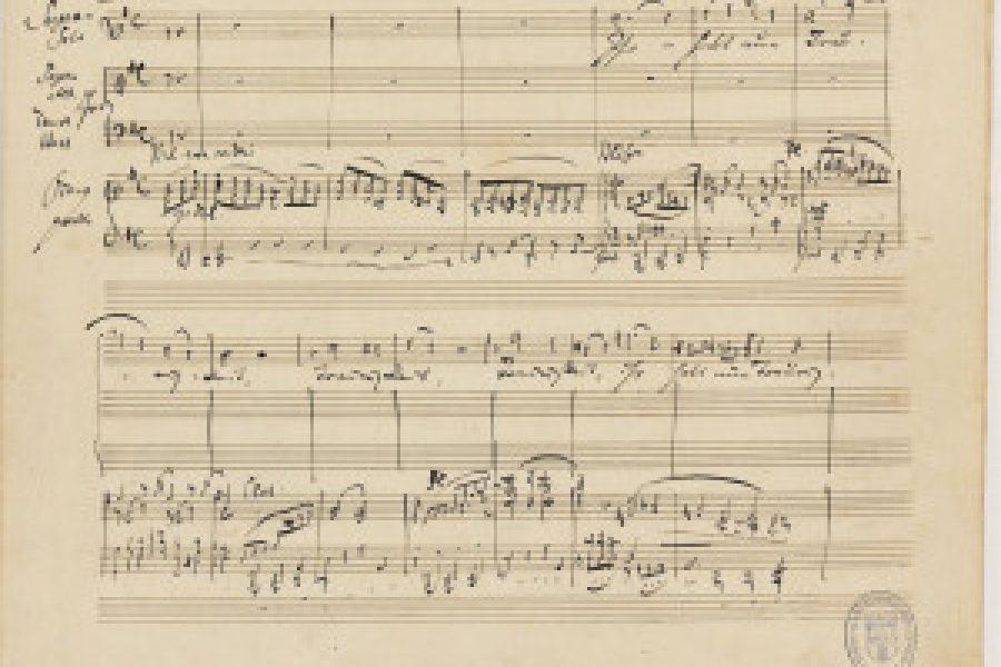 """Brahms  """"Ein deutsches Requiem"""""""