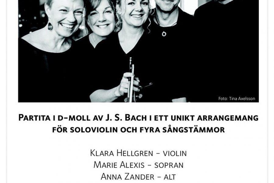 Bach i Essinge kyrka