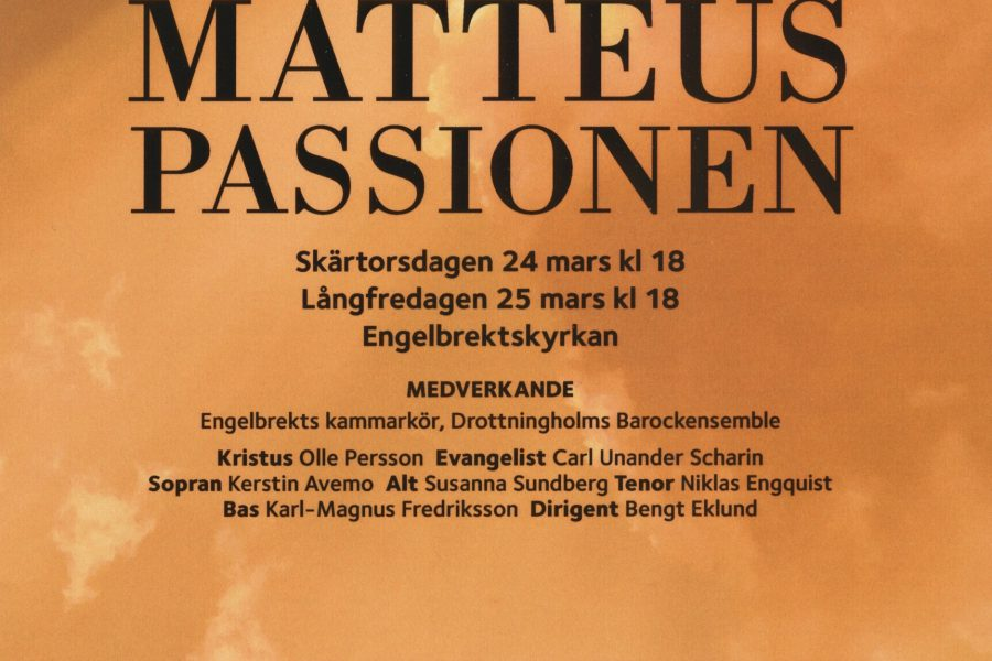 Matteuspassionen