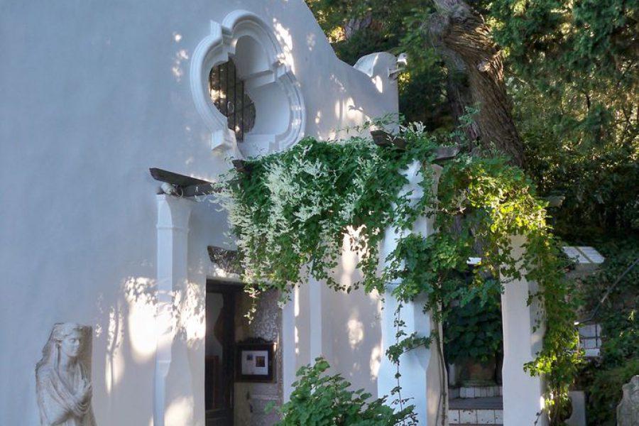 Bach på Capri!