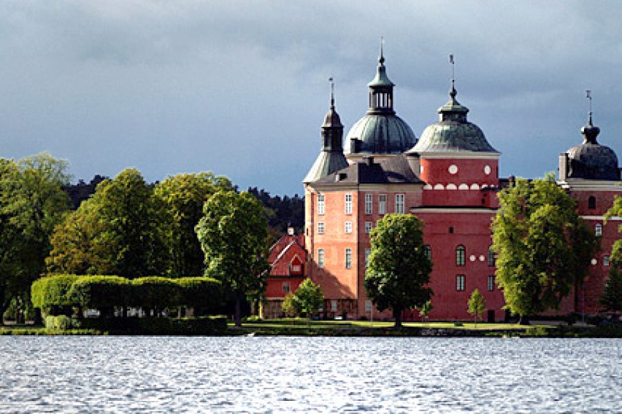 Bach på Gripsholms slott