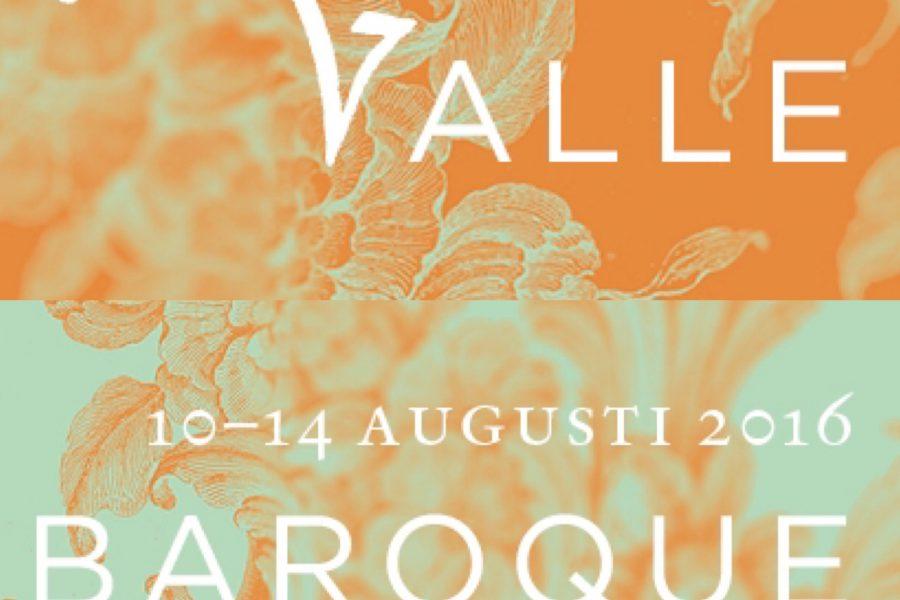 Säsongsstart: Valle Baroque festival!